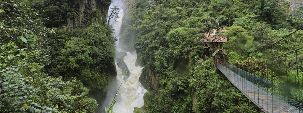 tours packages banios baños ecuador